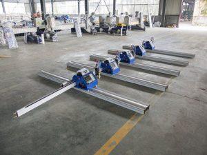 जाड मेटल 6 - 150 मिमी कापण्यासाठी 180 डब्ल्यू पोर्टेबल सीएनसी प्लाझ्मा कटिंग मशीन
