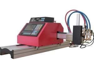 स्टीलसाठी सीटीसीसह गरम विक्री पोर्टेबल गॅन्ट्री सीएनसी फ्लेम प्लाझ्मा कटिंग मशीन