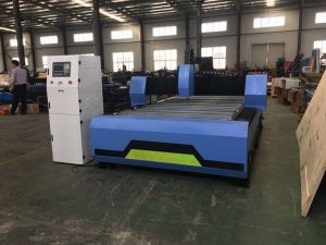 मोठ्या स्टेनलेस स्टील प्लेट पठाणला मशीन