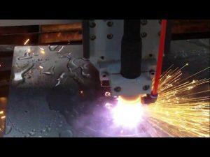 गरम विक्रीसाठी वॉटर कूलिंगसह सीएनसी प्लाझ्मा फ्लेम कटिंग मशीन