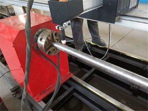 सीएनसी ट्यूब ज्योत प्लाझ्मा कटिंग मशीन