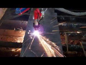 कमी किंमतीची सीएनसी प्लाझ्मा कटिंग मशीन लोह रॉड कटिंग मशीन सर्कल कटिंग मशीन