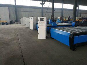 मेटल स्वस्त सीएनसी प्लाझ्मा कटिंग मशीन चीन 1325 / सीएनसी प्लाझ्मा कटिंग मशीन