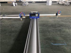 पोर्टेबल सीएनसी ज्योत प्लाझ्मा कटिंग मशीन